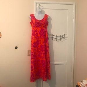 Vintage Hawaain dress